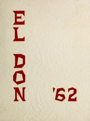 1962 Edition, San Carlos High School - El Don Yearbook (San Carlos, CA)