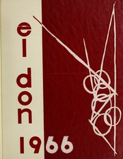 1966 Edition, San Carlos High School - El Don Yearbook (San Carlos, CA)