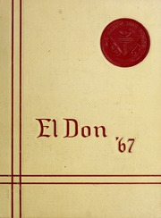 1967 Edition, San Carlos High School - El Don Yearbook (San Carlos, CA)