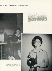 Page 13, 1961 Edition, Cathedral Girls High School - Cathedral Yearbook (San Diego, CA) online yearbook collection