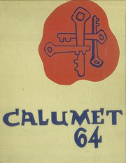 1964 Edition, Clairemont High School - Calumet Yearbook (San Diego, CA)