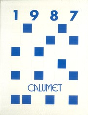 1987 Edition, Clairemont High School - Calumet Yearbook (San Diego, CA)