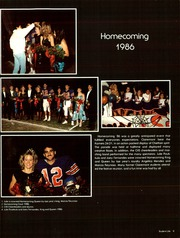 Page 13, 1987 Edition, Clairemont High School - Calumet Yearbook (San Diego, CA) online yearbook collection