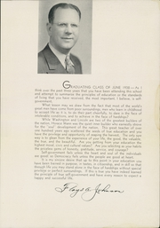 Page 13, 1938 Edition, Herbert Hoover High School - Dias Cardinales Yearbook (San Diego, CA) online yearbook collection
