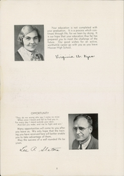 Page 14, 1938 Edition, Herbert Hoover High School - Dias Cardinales Yearbook (San Diego, CA) online yearbook collection