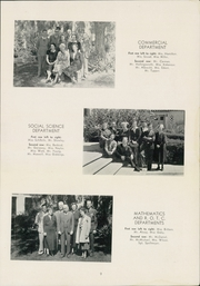 Page 15, 1938 Edition, Herbert Hoover High School - Dias Cardinales Yearbook (San Diego, CA) online yearbook collection