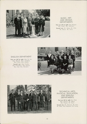 Page 16, 1938 Edition, Herbert Hoover High School - Dias Cardinales Yearbook (San Diego, CA) online yearbook collection