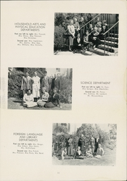 Page 17, 1938 Edition, Herbert Hoover High School - Dias Cardinales Yearbook (San Diego, CA) online yearbook collection
