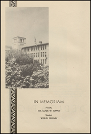Page 10, 1939 Edition, Herbert Hoover High School - Dias Cardinales Yearbook (San Diego, CA) online yearbook collection