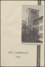 Page 5, 1939 Edition, Herbert Hoover High School - Dias Cardinales Yearbook (San Diego, CA) online yearbook collection