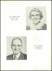 Page 15, 1946 Edition, Herbert Hoover High School - Dias Cardinales Yearbook (San Diego, CA) online yearbook collection
