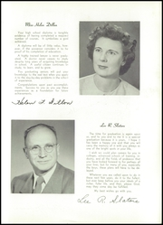 Page 15, 1951 Edition, Herbert Hoover High School - Dias Cardinales Yearbook (San Diego, CA) online yearbook collection