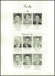 Page 16, 1951 Edition, Herbert Hoover High School - Dias Cardinales Yearbook (San Diego, CA) online yearbook collection