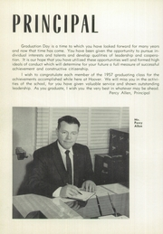 Page 12, 1957 Edition, Herbert Hoover High School - Dias Cardinales Yearbook (San Diego, CA) online yearbook collection
