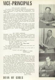 Page 13, 1957 Edition, Herbert Hoover High School - Dias Cardinales Yearbook (San Diego, CA) online yearbook collection