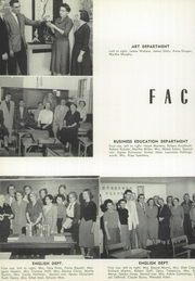 Page 14, 1957 Edition, Herbert Hoover High School - Dias Cardinales Yearbook (San Diego, CA) online yearbook collection
