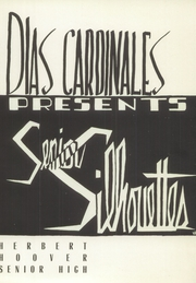 Page 5, 1957 Edition, Herbert Hoover High School - Dias Cardinales Yearbook (San Diego, CA) online yearbook collection