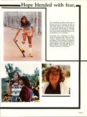 Page 11, 1982 Edition, Junipero Serra High School - La Mision Yearbook (San Diego, CA) online yearbook collection