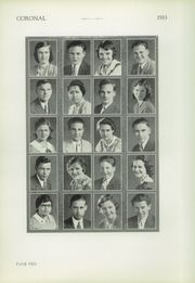 Page 12, 1933 Edition, Corona High School - Coronal Yearbook (Corona, CA) online yearbook collection