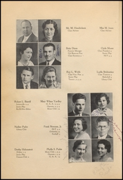 Page 16, 1935 Edition, Corona High School - Coronal Yearbook (Corona, CA) online yearbook collection