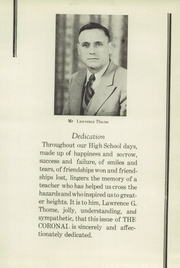 Page 13, 1937 Edition, Corona High School - Coronal Yearbook (Corona, CA) online yearbook collection