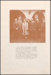 Page 12, 1940 Edition, Corona High School - Coronal Yearbook (Corona, CA) online yearbook collection