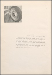 Page 6, 1940 Edition, Corona High School - Coronal Yearbook (Corona, CA) online yearbook collection