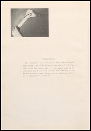 Page 8, 1940 Edition, Corona High School - Coronal Yearbook (Corona, CA) online yearbook collection