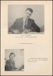 Page 17, 1949 Edition, Corona High School - Coronal Yearbook (Corona, CA) online yearbook collection