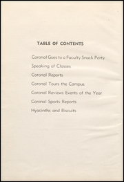 Page 6, 1950 Edition, Corona High School - Coronal Yearbook (Corona, CA) online yearbook collection