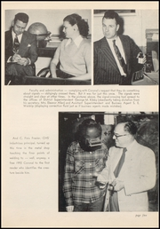 Page 11, 1951 Edition, Corona High School - Coronal Yearbook (Corona, CA) online yearbook collection