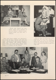 Page 12, 1951 Edition, Corona High School - Coronal Yearbook (Corona, CA) online yearbook collection