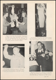 Page 15, 1951 Edition, Corona High School - Coronal Yearbook (Corona, CA) online yearbook collection