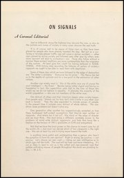 Page 8, 1951 Edition, Corona High School - Coronal Yearbook (Corona, CA) online yearbook collection