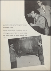 Page 14, 1952 Edition, Corona High School - Coronal Yearbook (Corona, CA) online yearbook collection