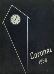 1956 Edition, Corona High School - Coronal Yearbook (Corona, CA)