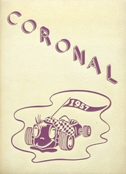 Page 1, 1957 Edition, Corona High School - Coronal Yearbook (Corona, CA) online yearbook collection