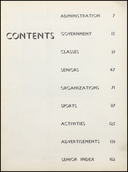 Page 10, 1957 Edition, Corona High School - Coronal Yearbook (Corona, CA) online yearbook collection