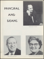 Page 13, 1957 Edition, Corona High School - Coronal Yearbook (Corona, CA) online yearbook collection