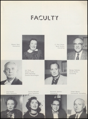 Page 14, 1957 Edition, Corona High School - Coronal Yearbook (Corona, CA) online yearbook collection