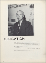 Page 8, 1957 Edition, Corona High School - Coronal Yearbook (Corona, CA) online yearbook collection