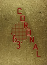 1963 Edition, Corona High School - Coronal Yearbook (Corona, CA)