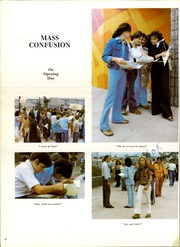 Page 14, 1977 Edition, Mira Mesa High School - Mirada Yearbook (San Diego, CA) online yearbook collection