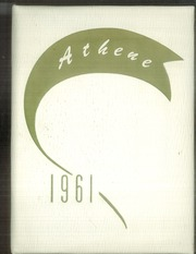 1961 Edition, Francis Parker High School - Cavalcade Yearbook (San Diego, CA)