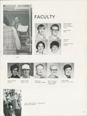 Page 13, 1973 Edition, Francis Parker High School - Cavalcade Yearbook (San Diego, CA) online yearbook collection