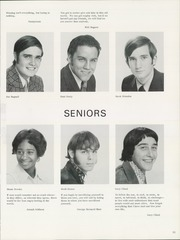 Page 15, 1973 Edition, Francis Parker High School - Cavalcade Yearbook (San Diego, CA) online yearbook collection