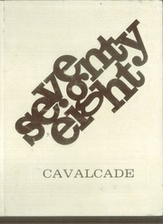 1978 Edition, Francis Parker High School - Cavalcade Yearbook (San Diego, CA)