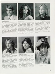 Page 17, 1978 Edition, Francis Parker High School - Cavalcade Yearbook (San Diego, CA) online yearbook collection