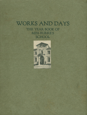 1919 Edition, Katherine Delmar Burke School - Works and Days Yearbook (San Francisco, CA)