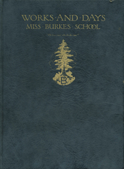 1920 Edition, Katherine Delmar Burke School - Works and Days Yearbook (San Francisco, CA)